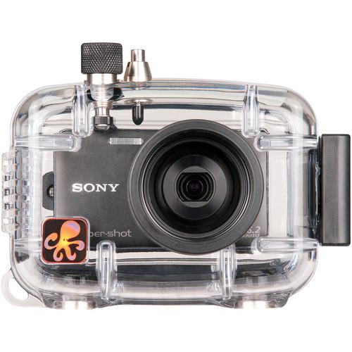 Ikelite 6214.05 ULTRAcompact Underwater Housing for Sony Cybershot DSC-WX50 Digital Camera