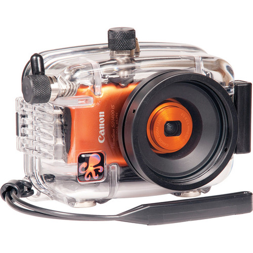 Ikelite 6240.14 Ultra Compact Housing for Canon PowerShot SD1400