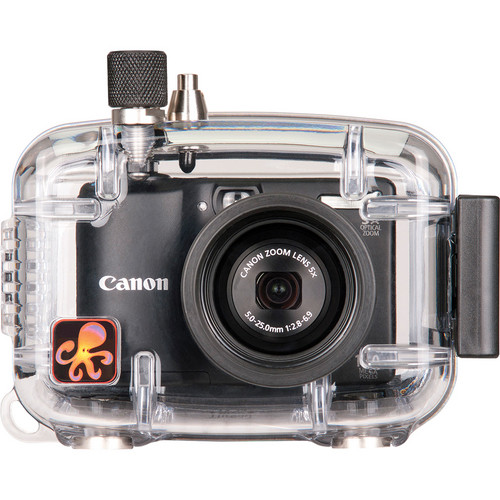 Ikelite 6241.13 ULTRAcompact Underwater Housing for Canon PowerShot A1300 Digital Camera