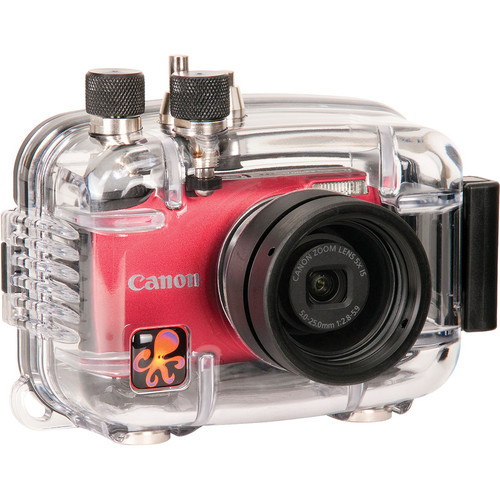 Ikelite 6241.33 Ultra Compact Underwater Housing for Canon PowerShot A3300 IS