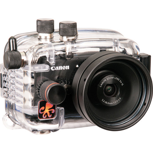 Ikelite 6242.10 ULTRAcompact Underwater Housing for Canon S100 Digital Camera