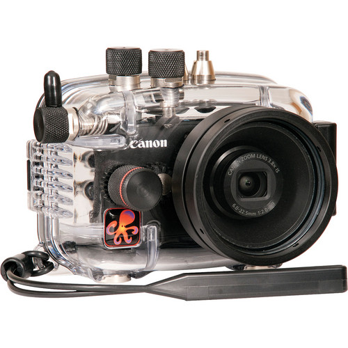 Ikelite 6242.95 Ultra Compact Housing for Canon PowerShot S95 & S90