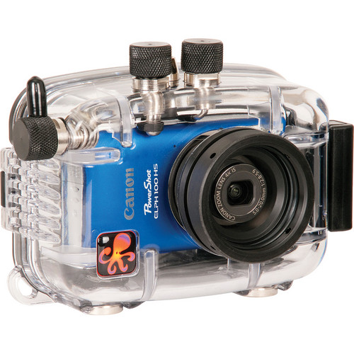 Ikelite Ultra Compact Housing for Canon Powershot ELPH 100HS/IXUS 115HS