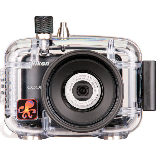 Ikelite 6280.28 ULTRAcompact Underwater Housing for Nikon COOLPIX L25 Digital Camera