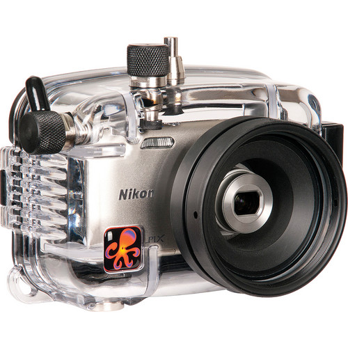 Ikelite 6282.31 Underwater Housing for Nikon Coolpix S3100