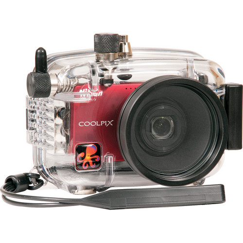 Ikelite 6282.60 Ultra Compact Housing for Nikon Coolpix S6000