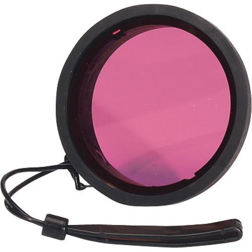"""Ikelite External Color Correction Filter for Green Water (for 3.9"""" Ports)"""
