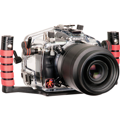 Ikelite 6842.65 SLR-DC Underwater Housing with Sony Alpha SLT-A65V Digital Camera (Body Only) Kit