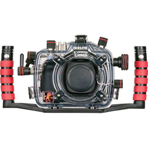 Ikelite Underwater Housing with TTL Circuitry for Canon EOS 5D Mark II
