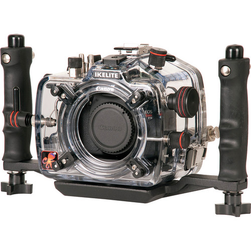 Ikelite 6871.60 Underwater Housing for Canon EOS Rebel T3i (600D)