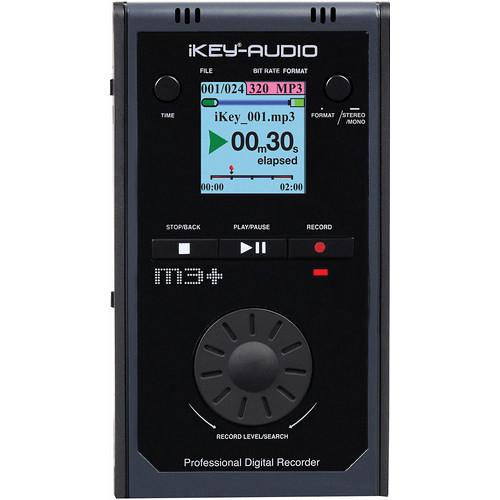 Ikey Audio M3+ Portable Digital Audio Recorder