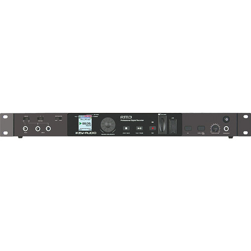 Ikey Audio RM3 Rackmount Digital Audio Recorder
