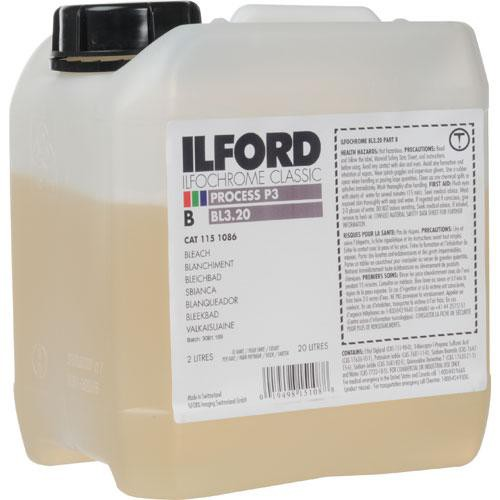 Ilford Bleach Starter (1x2Liters) - Part B ONLY