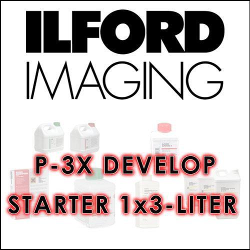 Ilford P-3X Developer Starter (3 Liters)