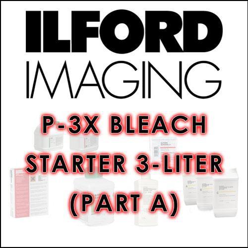 Ilford P-3X Bleach Starter - Part A (3 Liters)