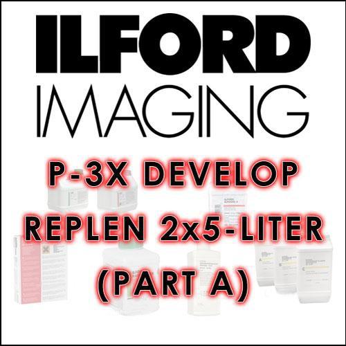 Ilford P-3X Developer Replenisher - Part A (2 x 5 Liters)