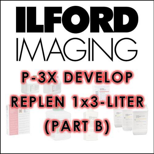 Ilford P-3X Developer Replenisher - Part B (1 x 3 Liters)