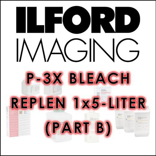 Ilford P-3X Bleach Replenisher - Part B (1 x 5 Liters)