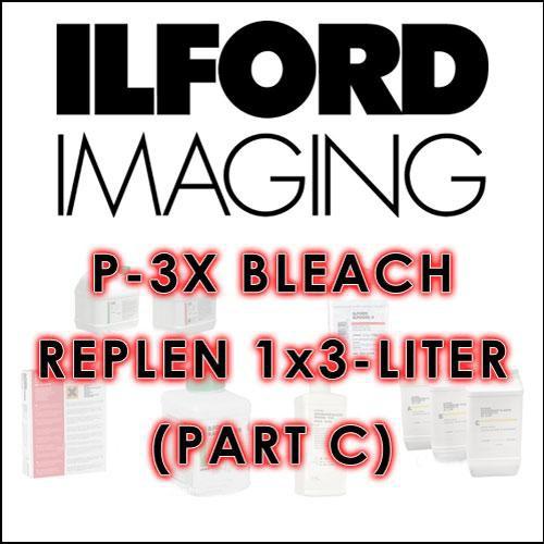 Ilford P-3X Bleach Replenisher - Part C (1 x 3 Liters)