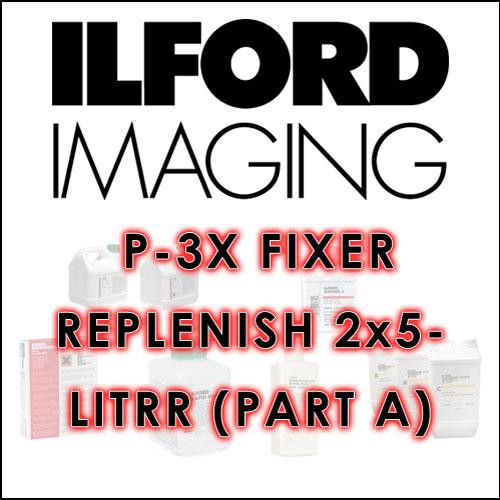 Ilford P-3X Fixer Replenisher - Part A (2 x 5 Liters)
