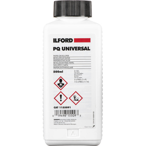Ilford PQ Universal Paper Developer (500ml)
