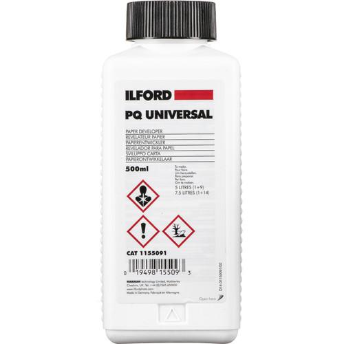 Ilford PQ Universal Paper Developer (500ml)