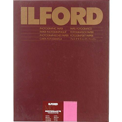 """Ilford Multigrade FB Warmtone Paper (Glossy, 20 x 24"""" , 10 Sheets)"""