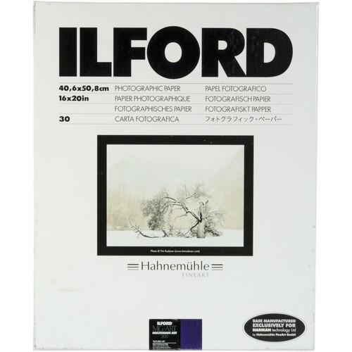"Ilford Multigrade Art 300 Paper (16 x 20"", 30 Sheets)"