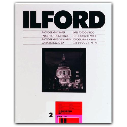 Ilford Ilfospeed RC DLX 5x7/25 #2 Glossy