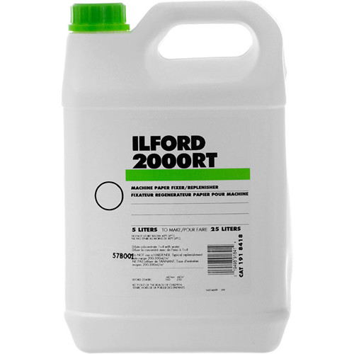 Ilford 2000 RT Fixer Replenisher (Liquid) for Black & White Paper