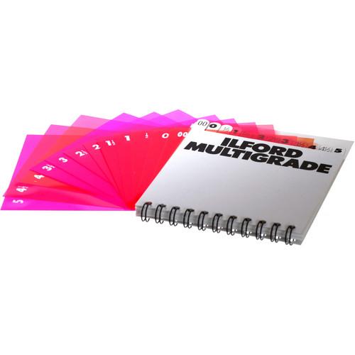 "Ilford Multigrade Filter Set - 6x6"" (12 Filters)"