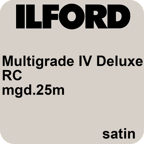"Ilford Multigrade IV RC DeLuxe Paper (Satin, 16 x 20"", 50 Sheets)"