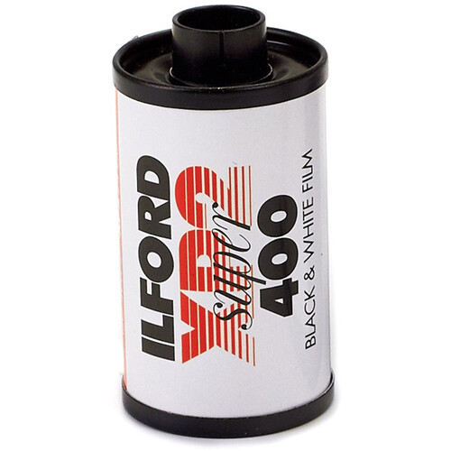 Ilford XP2 Super Black and White Negative Film (35mm Roll Film, 36 Exposures, 50 Pack)