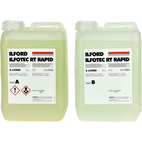 Ilford Ilfotec RT Rapid Developer Replenisher