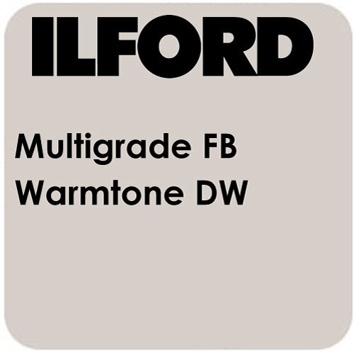 "Ilford Multigrade FB Warmtone Paper (Semi-Matt, 42"" x 32' Roll)"