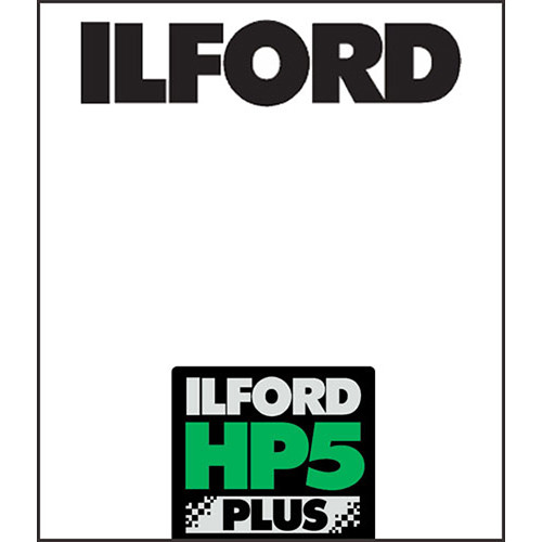 "Ilford HP5 Plus 14 x 17"" Black & White Print Film (ISO-400)"