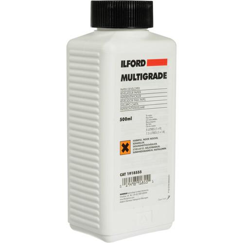 Ilford Multigrade Developer (500ml)