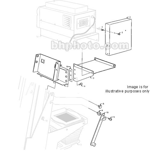 Ilford Multigrade 600 to Omega D Adapter