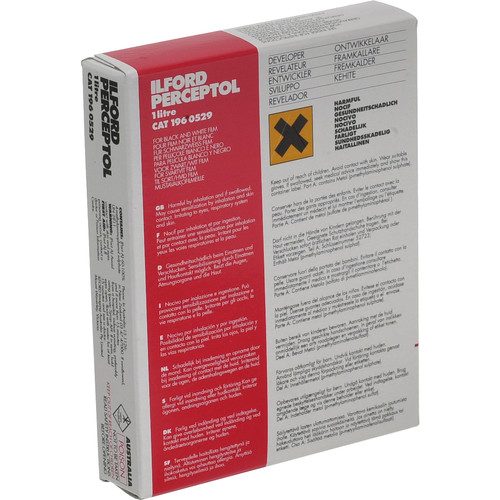 Ilford Perceptol Developer (Powder) for Black & White Film