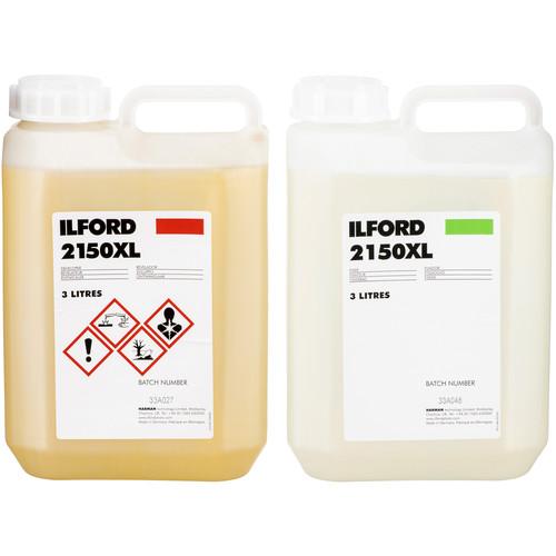 Ilford 2150 Developer/Fixer Kit