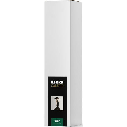 "Ilford Galerie Prestige Smooth Gloss Paper (24""x88' Roll)"