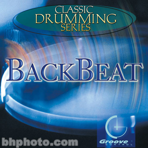 ILIO Sample CD: Backbeat (Akai) with Groove Control and WAV Files