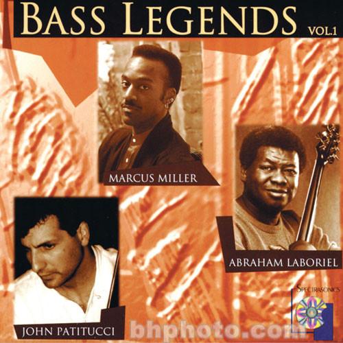 ILIO Sample CD: Bass Legends (Akai)