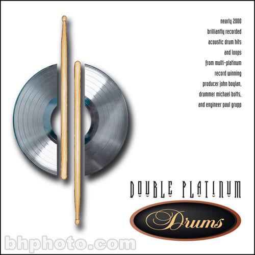 ILIO Sample CD: Double Platinum Drums (Akai)