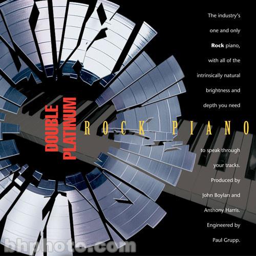 ILIO Sample CD: Double Platinum Rock Piano (Roland)