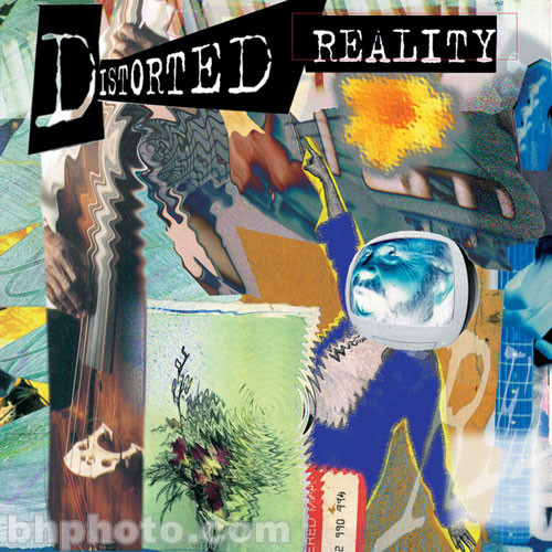 ILIO Sample CD: Distorted Reality (Audio)