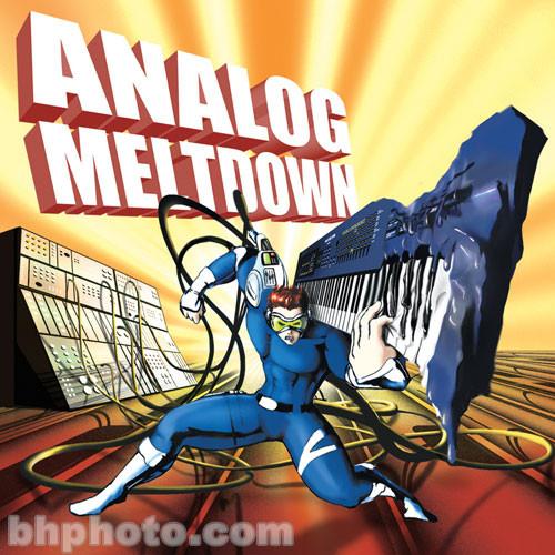 ILIO Sample CD: Analog Meltdown (Akai)