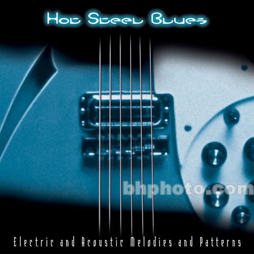 ILIO Sample CD: Hot Steel Blues (Akai) with Audio CD