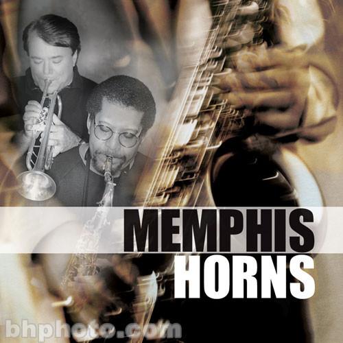 ILIO Sample CD: Memphis Horns (Akai) with Audio CDs - Five Disc Set