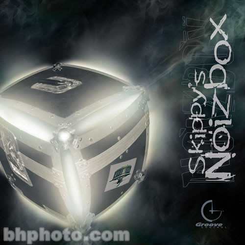 ILIO Skippy's Noizbox (Akai) with Groove Control